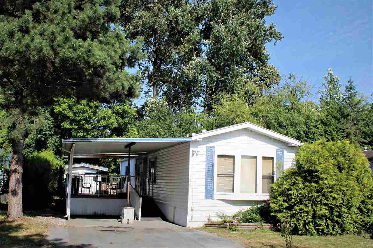 """Main Photo: 125 145 KING EDWARD Street in Coquitlam: Maillardville Manufactured Home for sale in """"MILL CREEK VILLAGE"""" : MLS®# R2189393"""