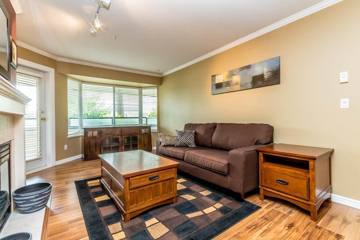 "Main Photo: 103 2958 TRETHEWEY Street in Abbotsford: Abbotsford West Condo for sale in ""Cascade Green"" : MLS®# R2193759"