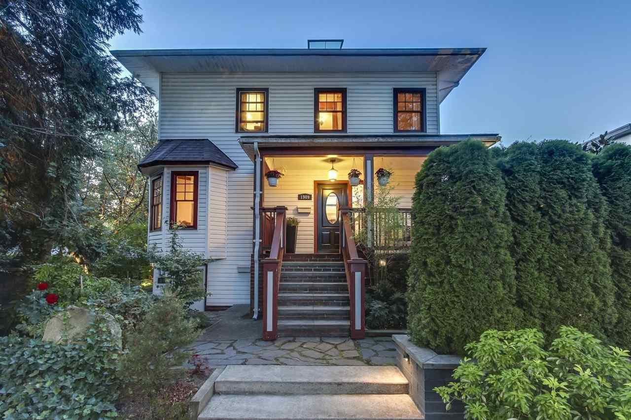 Main Photo: 1909 PARKER Street in Vancouver: Grandview VE House for sale (Vancouver East)  : MLS®# R2207383