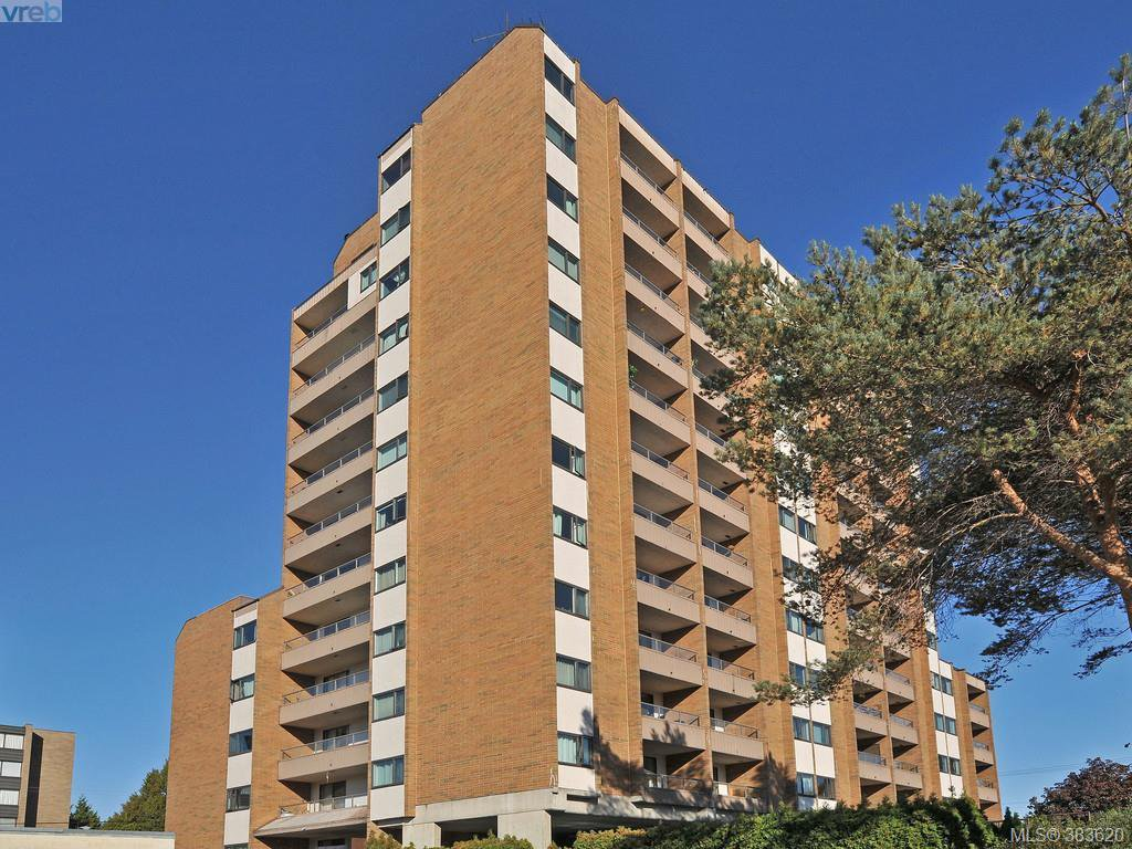 Main Photo: 1001 1630 Quadra St in VICTORIA: Vi Central Park Condo Apartment for sale (Victoria)  : MLS®# 770979