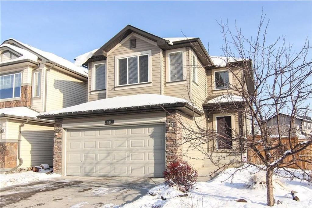 Photo 1: Photos: 944 CRANSTON Drive SE in Calgary: Cranston House for sale : MLS®# C4145156