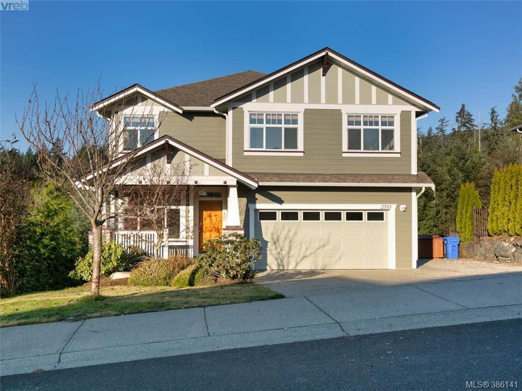 Main Photo: 2510 Westview Terr in SOOKE: Sk Sunriver Single Family Detached for sale (Sooke)  : MLS®# 775941