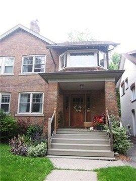 Main Photo: 72 Stibbard Avenue in Toronto: Mount Pleasant East House (2-Storey) for lease (Toronto C10)  : MLS®# C4017119