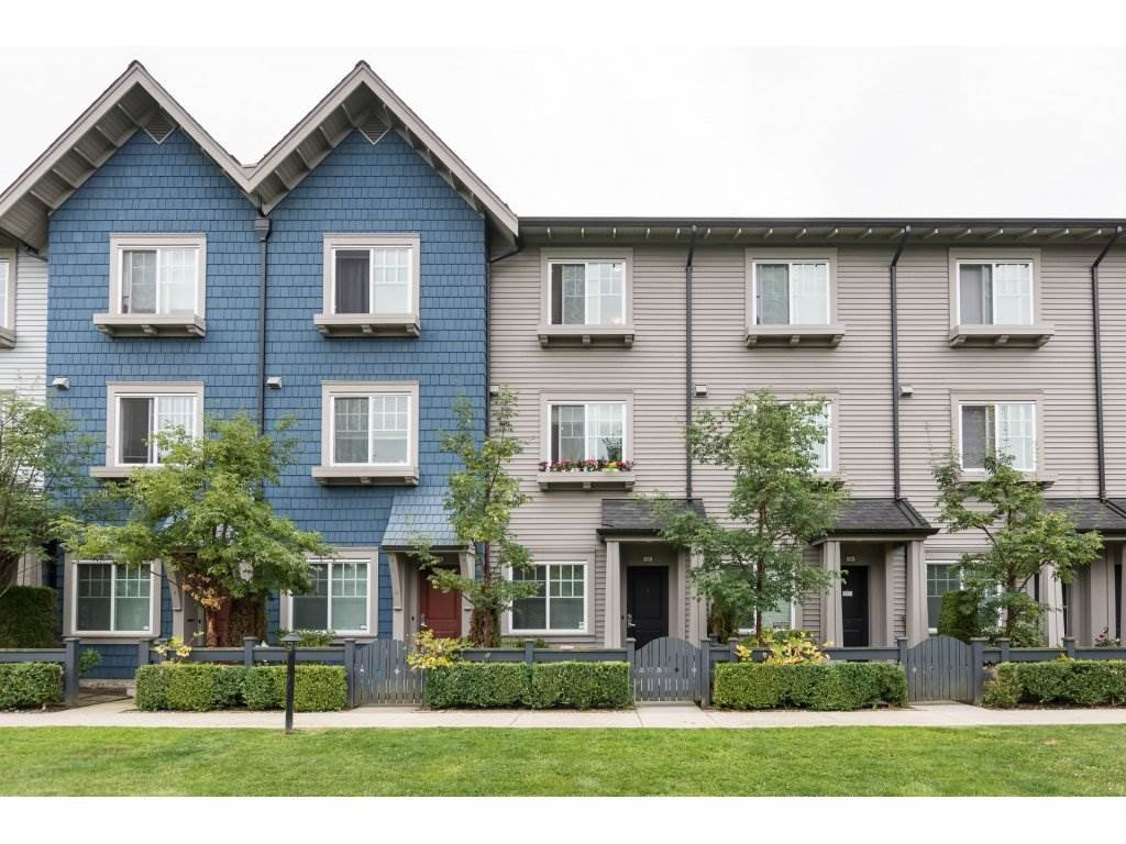 "Main Photo: 12 6450 187 Street in Surrey: Cloverdale BC Townhouse for sale in ""HILLCREST"" (Cloverdale)  : MLS®# R2294761"
