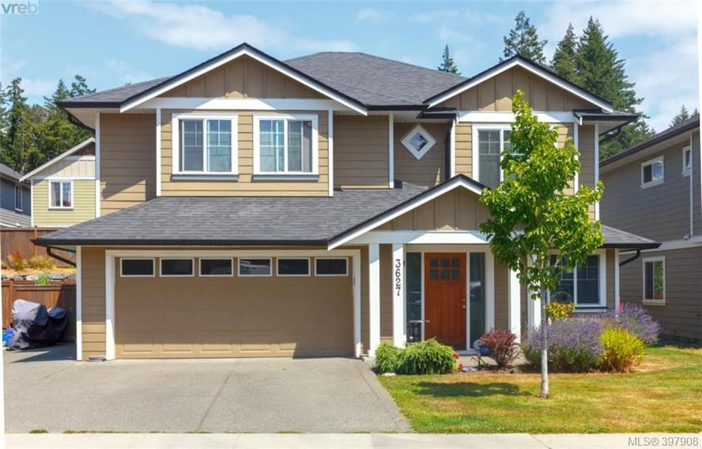 Main Photo: 3627 Vitality Road in VICTORIA: La Happy Valley Single Family Detached for sale (Langford)  : MLS®# 397908