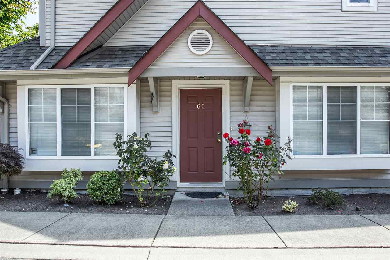 """Photo 2: Photos: 60 23085 118 Avenue in Maple Ridge: East Central Townhouse for sale in """"Sommerville Gardens"""" : MLS®# R2301161"""