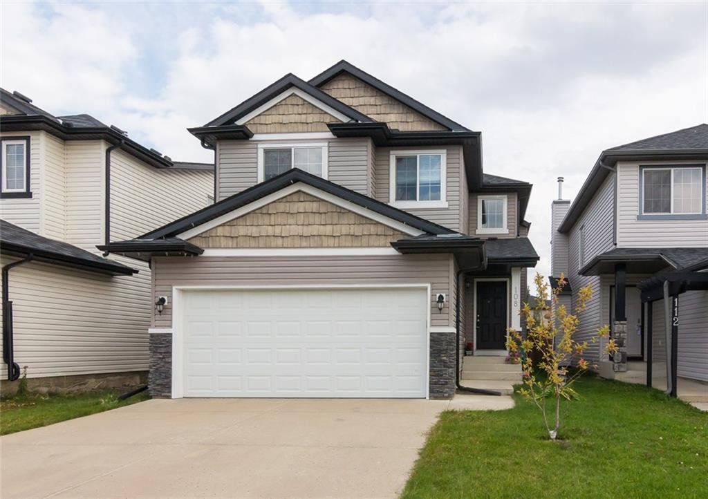 Main Photo: 108 BRIDLECREST Street SW in Calgary: Bridlewood Detached for sale : MLS®# C4203400