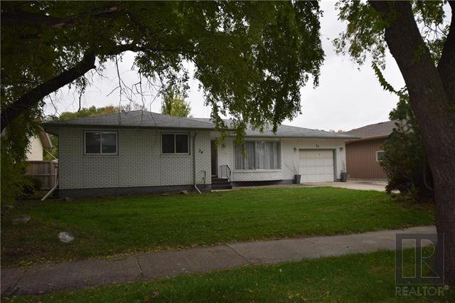 Main Photo: 34 Hillhouse Road in Winnipeg: Garden City Residential for sale (4G)  : MLS®# 1827312