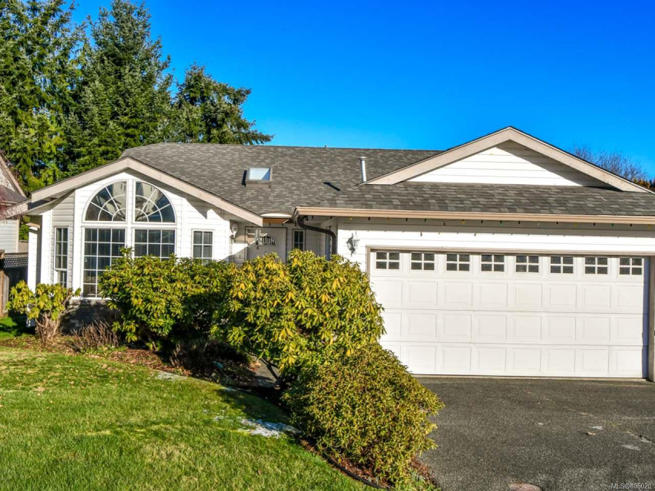 Main Photo: 2285 Canterbury Lane in CAMPBELL RIVER: CR Willow Point House for sale (Campbell River)  : MLS®# 806020