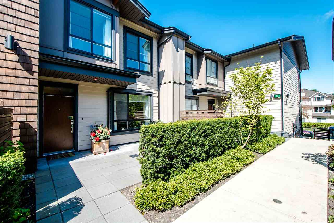 Main Photo: 11 3728 THURSTON Street in Burnaby: Central Park BS Townhouse for sale (Burnaby South)  : MLS®# R2362772
