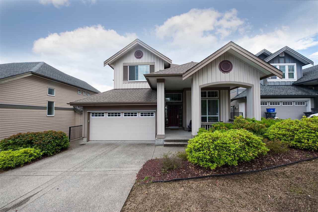 Main Photo: 1328 SOBALL Street in Coquitlam: Burke Mountain House for sale : MLS®# R2371040