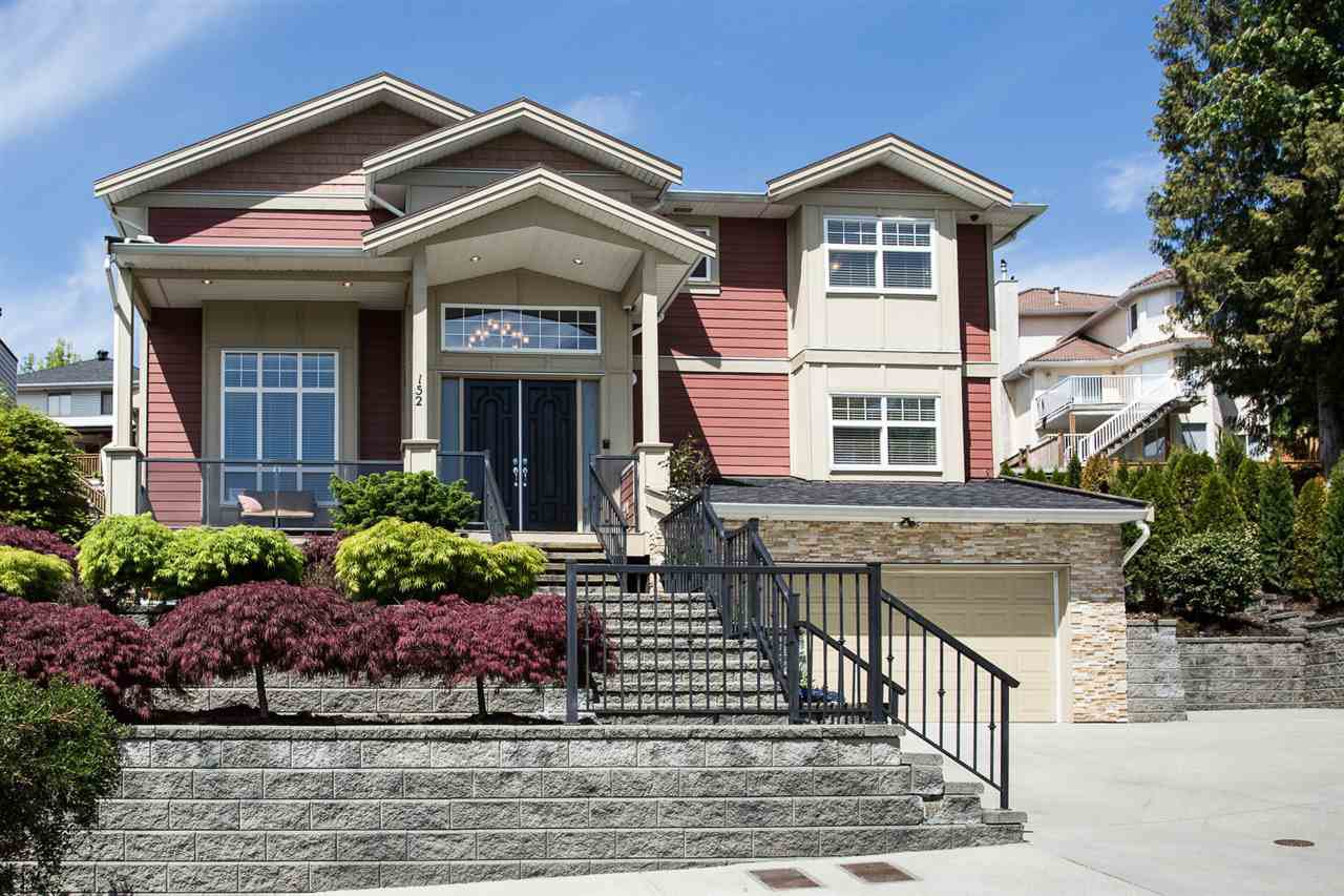 Main Photo: 152 WARRICK Street in Coquitlam: Cape Horn House for sale : MLS®# R2375567