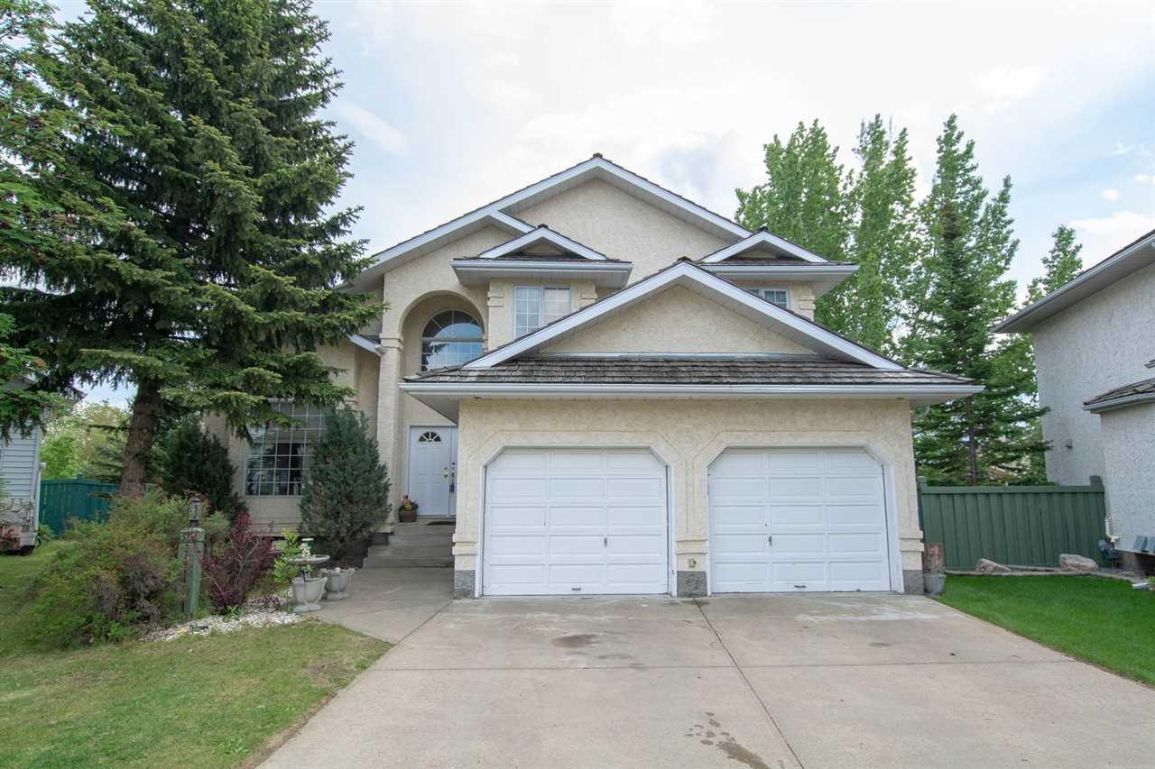 Main Photo: 322 WEBER Way in Edmonton: Zone 20 House for sale : MLS®# E4161775