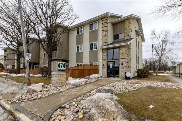 Main Photo: 211 474 Beliveau Road in Winnipeg: Condominium for sale (2D)  : MLS®# 1918625