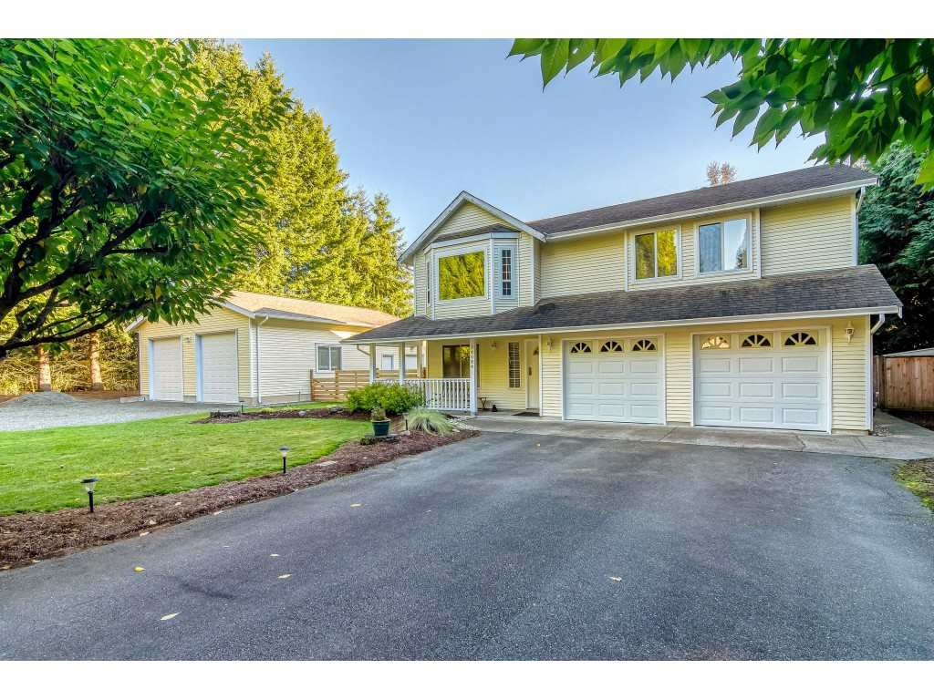 """Main Photo: 24084 54 Avenue in Langley: Salmon River House for sale in """"Salmon River"""" : MLS®# R2412172"""