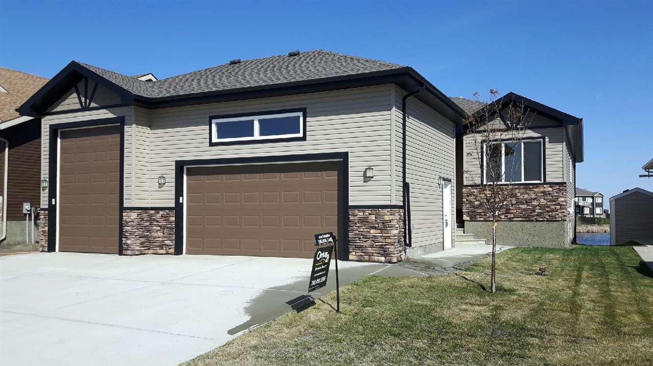 Main Photo: 10506 103 Avenue: Morinville House Duplex for sale : MLS®# E4188229