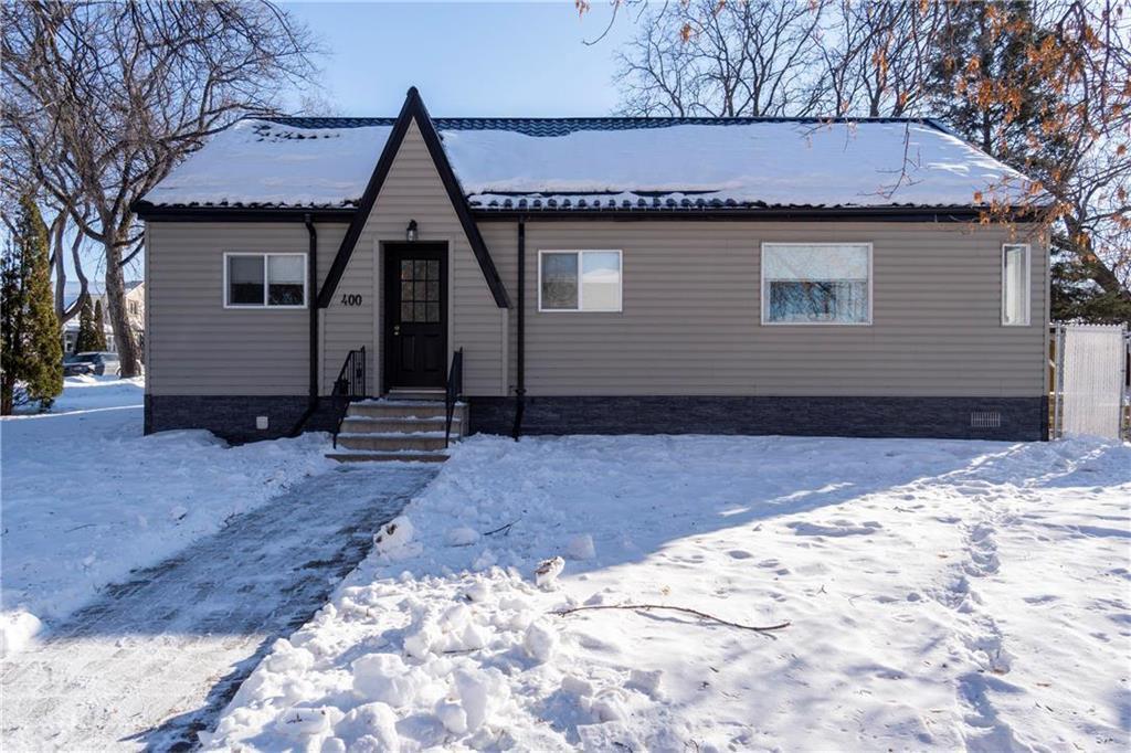 Main Photo: 400 Melrose Avenue East in Winnipeg: East Transcona Residential for sale (3M)  : MLS®# 202003722