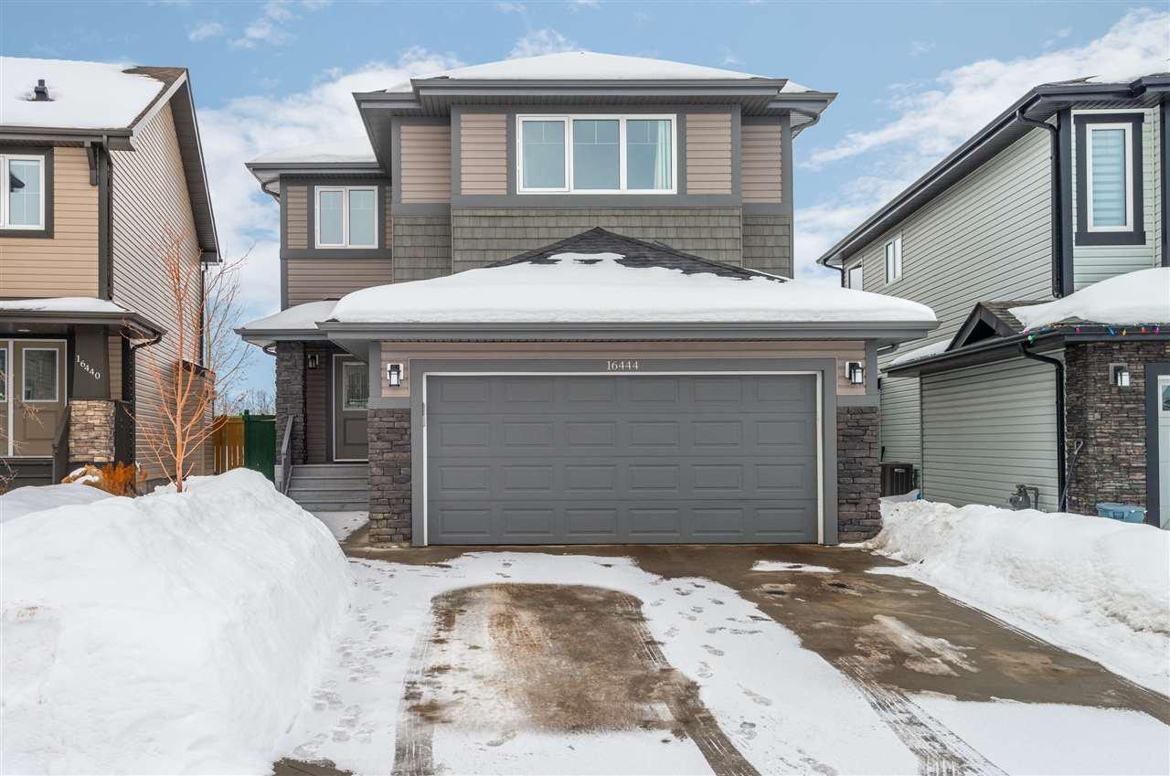 Main Photo: 16444 140 Street in Edmonton: Zone 27 House for sale : MLS®# E4189093