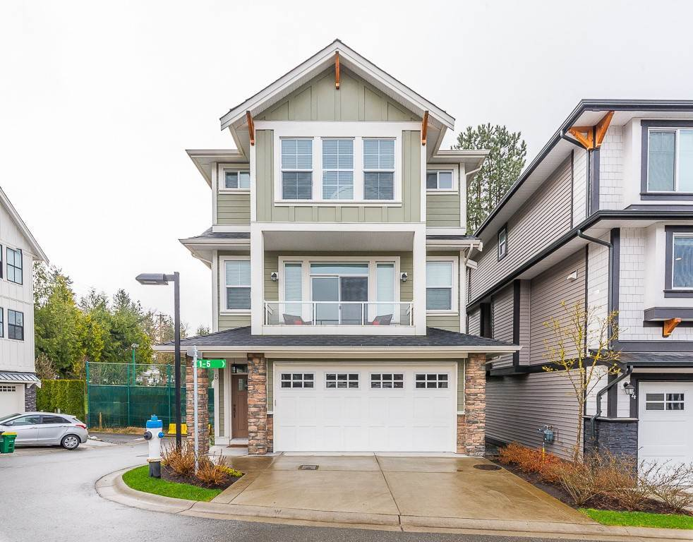 """Main Photo: 5 4295 OLD CLAYBURN Road in Abbotsford: Abbotsford East House for sale in """"Sunspring Estates"""" : MLS®# R2447621"""