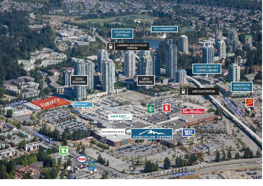 Main Photo: 2918 GLEN Drive in Coquitlam: North Coquitlam Land Commercial for sale : MLS®# C8031663