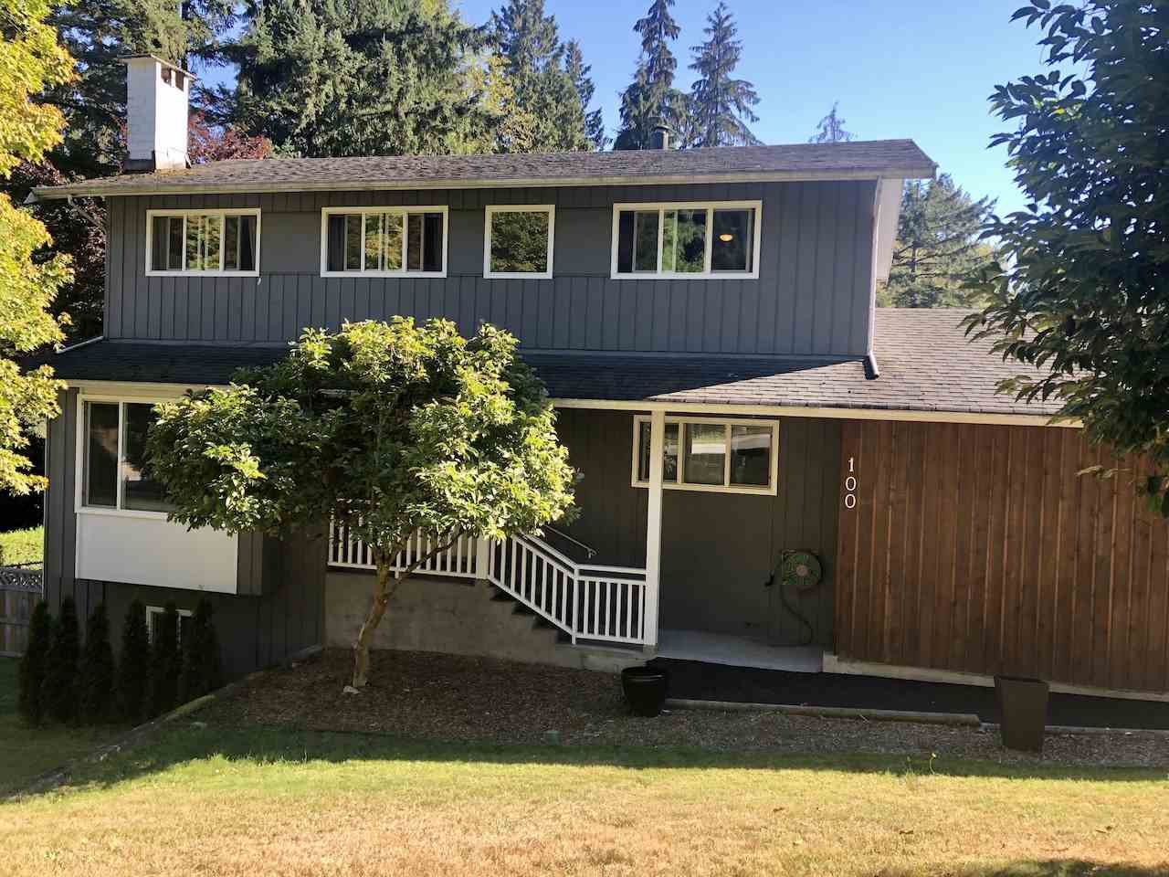 Main Photo: 100 COLLEGE PARK Way in Port Moody: College Park PM House for sale : MLS®# R2498433