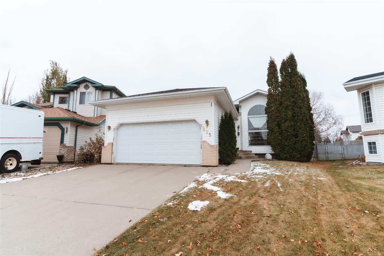 Main Photo: 235 BANCROFT Close in Edmonton: Zone 58 House for sale : MLS®# E4219011