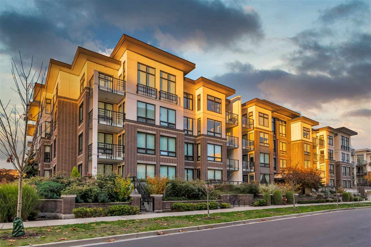 """Main Photo: 302 9333 TOMICKI Avenue in Richmond: West Cambie Condo for sale in """"OMEGA"""" : MLS®# R2514111"""