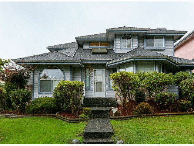 """Main Photo: 807 CITADEL Drive in Port Coquitlam: Citadel PQ House for sale in """"CITADEL HEIGHTS"""" : MLS®# V1029725"""