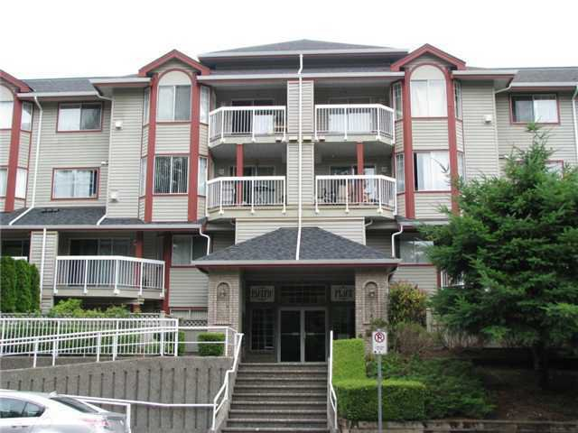 "Main Photo: 308 1215 PACIFIC Street in Coquitlam: North Coquitlam Condo for sale in ""PACIFIC PLACE"" : MLS®# V1041446"