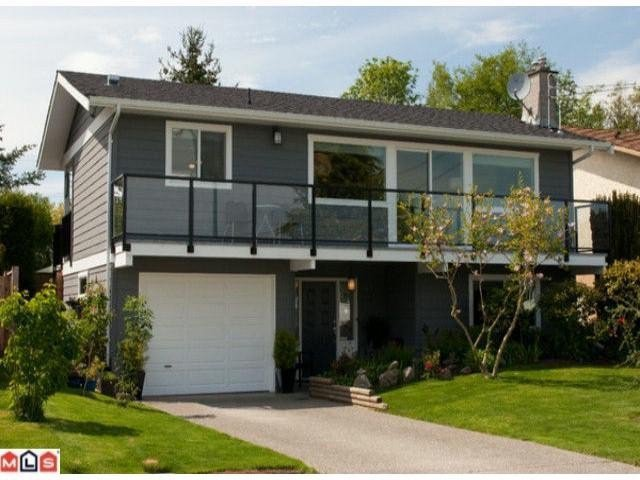 Main Photo: 1435 MAPLE Street: White Rock House for sale (South Surrey White Rock)  : MLS®# F1404466