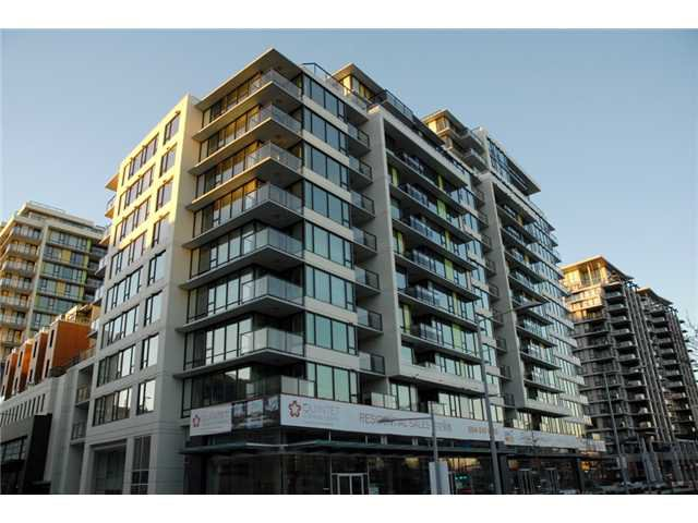 "Main Photo: 1115 7988 ACKROYD Road in Richmond: Brighouse Condo for sale in ""QUINTET"" : MLS®# V1061003"