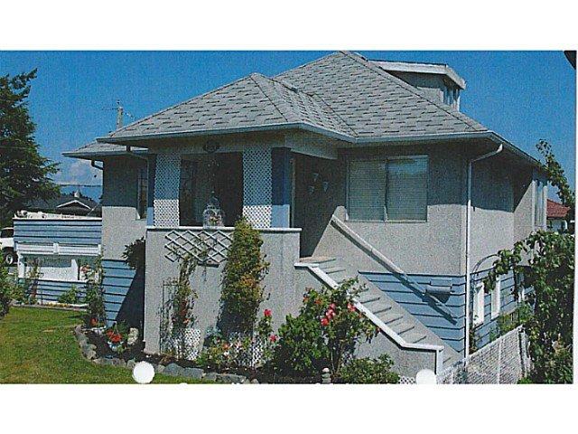 "Main Photo: 4434 SMITH Avenue in Burnaby: Burnaby Hospital House for sale in ""BURNABY SOUTH"" (Burnaby South)  : MLS®# V1116458"