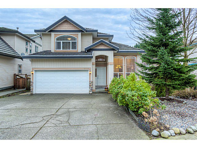"Main Photo: 2039 BERKSHIRE Crescent in Coquitlam: Westwood Plateau House for sale in ""WESTWOOD PLATEAU"" : MLS®# V1116647"