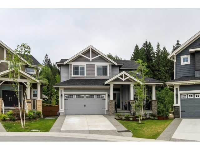 "Main Photo: 1513 SHORE VIEW Place in Coquitlam: Burke Mountain House for sale in ""PARTINGTON"" : MLS®# V1122708"