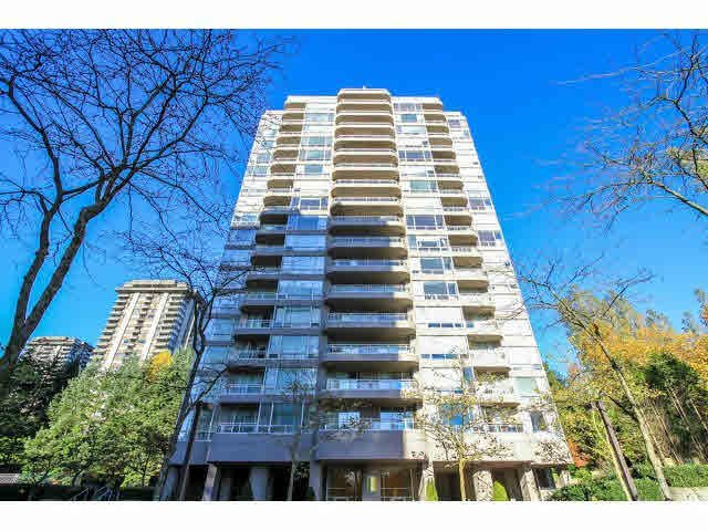 Main Photo: 1106 9633 MANCHESTER Drive in Burnaby: Cariboo Condo for sale (Burnaby North)  : MLS®# V1132260