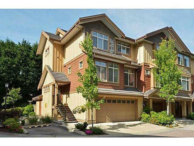"Main Photo: 23 15151 34TH Avenue in Surrey: Morgan Creek Townhouse for sale in ""Sereno"" (South Surrey White Rock)  : MLS®# F1447219"
