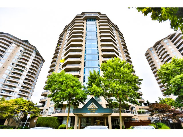 "Main Photo: 904 1235 QUAYSIDE Drive in New Westminster: Quay Condo for sale in ""THE RIVIERA"" : MLS®# V1139039"