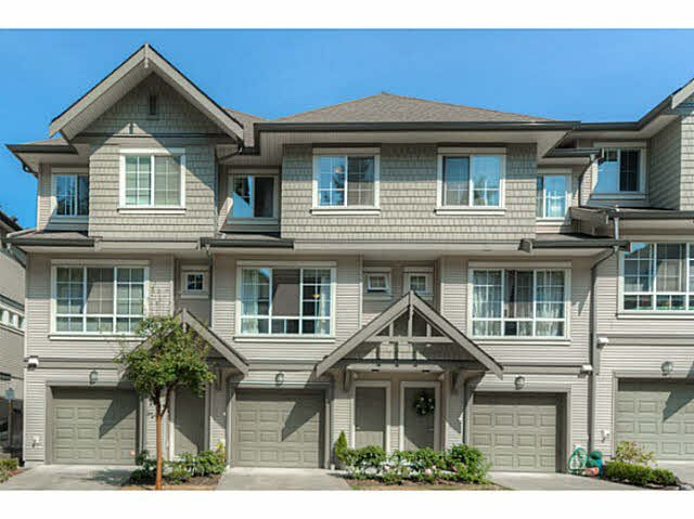 """Main Photo: 146 9133 GOVERNMENT Street in Burnaby: Government Road Townhouse for sale in """"TERRAMOR"""" (Burnaby North)  : MLS®# V1139723"""