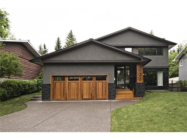 Main Photo: 6726 LIVINGSTONE Drive SW in Calgary: Lakeview House for sale : MLS®# C4052442