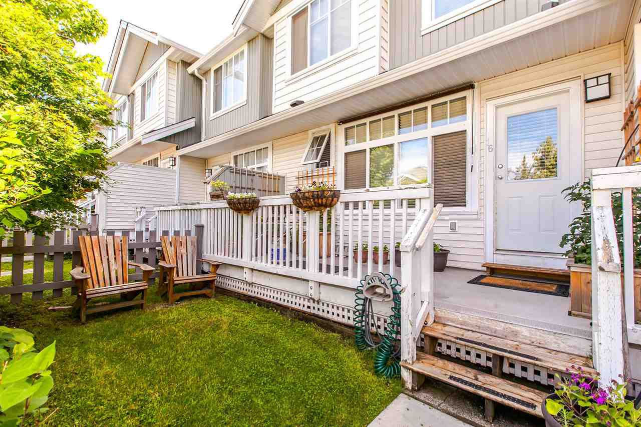 "Main Photo: 16 19480 66 Avenue in Surrey: Clayton Townhouse for sale in ""TWO BLUE"" (Cloverdale)  : MLS®# R2079502"
