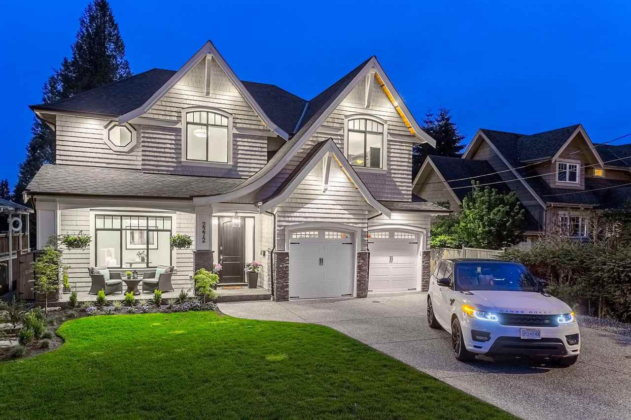 Main Photo: 2272 GALE Avenue in Coquitlam: Central Coquitlam House for sale : MLS®# R2167149