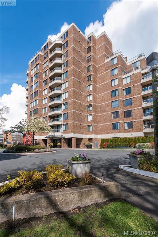 Main Photo: 204 225 Belleville Street in VICTORIA: Vi James Bay Condo Apartment for sale (Victoria)  : MLS®# 379607