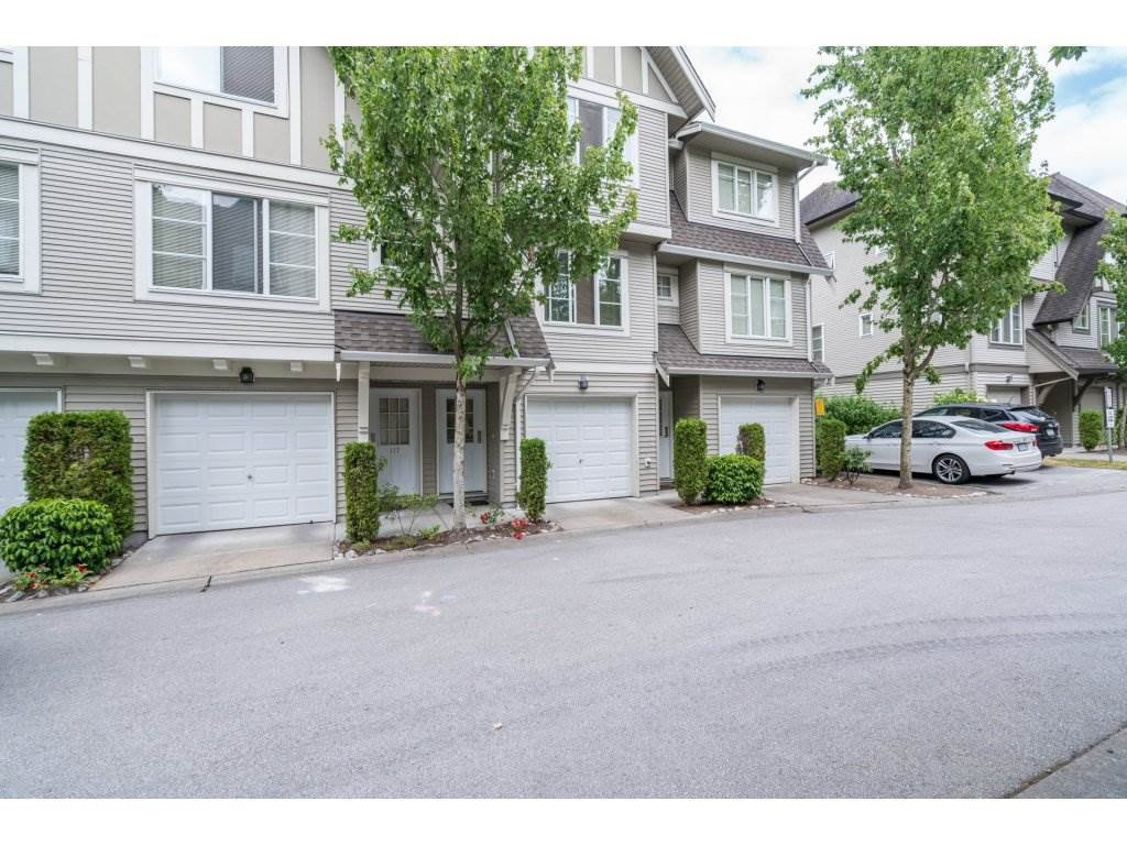 "Main Photo: 116 15175 62A Avenue in Surrey: Sullivan Station Townhouse for sale in ""Brooklands"" : MLS®# R2189769"