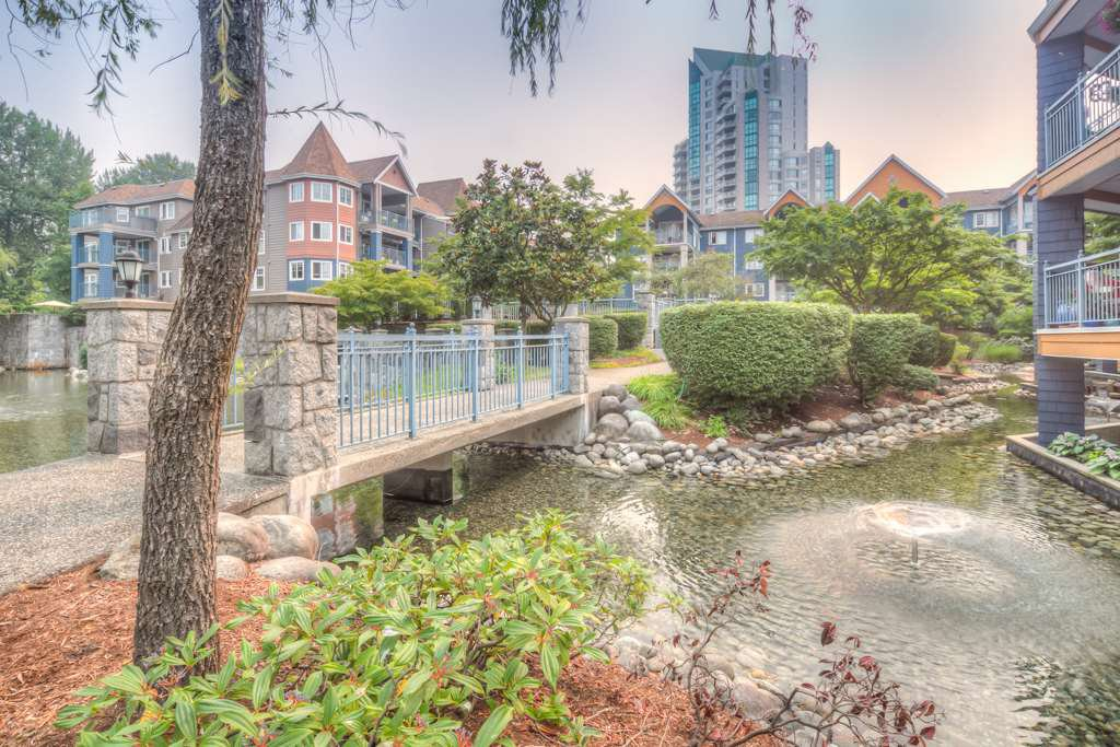 "Main Photo: 211 1200 EASTWOOD Street in Coquitlam: North Coquitlam Condo for sale in ""Lakeside Terrace"" : MLS®# R2195030"