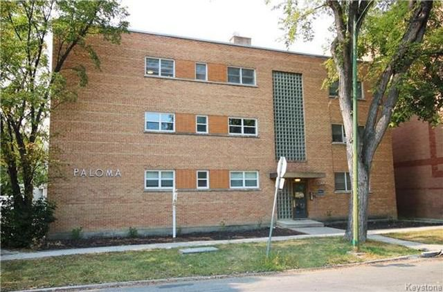 Main Photo: 15 246 Home Street in Winnipeg: Wolseley Condominium for sale (5B)  : MLS®# 1724390
