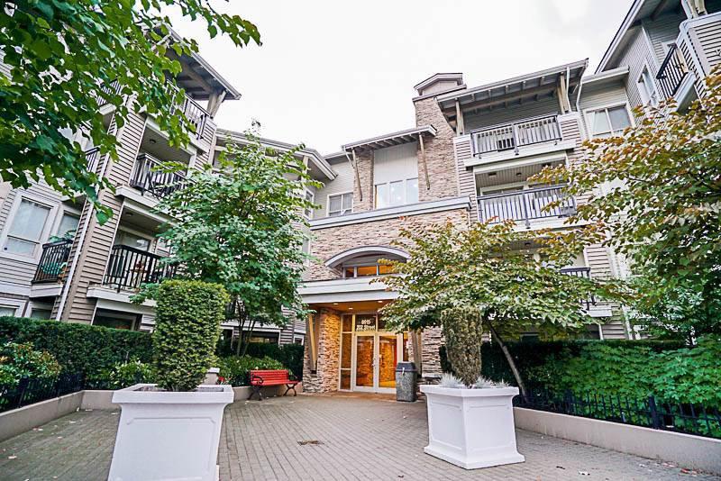 "Main Photo: 417 8915 202 Street in Langley: Walnut Grove Condo for sale in ""Hawthorne"" : MLS®# R2209331"