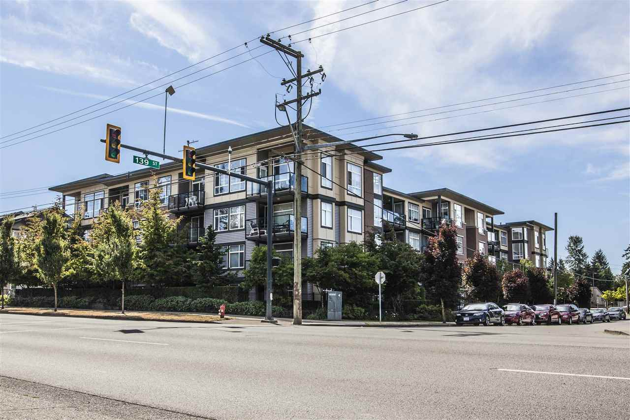 Main Photo: 213 10788 139TH Street in : Whalley Condo for sale (North Surrey)  : MLS®# R2192224