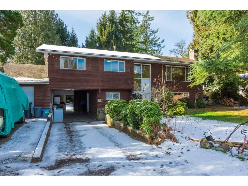 Main Photo: 8875 GAY Street in Langley: Fort Langley House for sale : MLS®# R2241704
