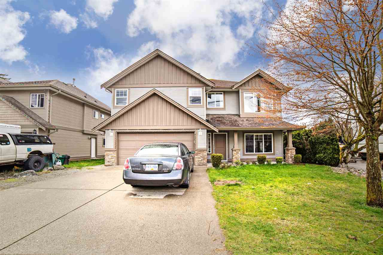 Main Photo: 32606 EGGLESTONE Avenue in Mission: Mission BC House for sale : MLS®# R2262339