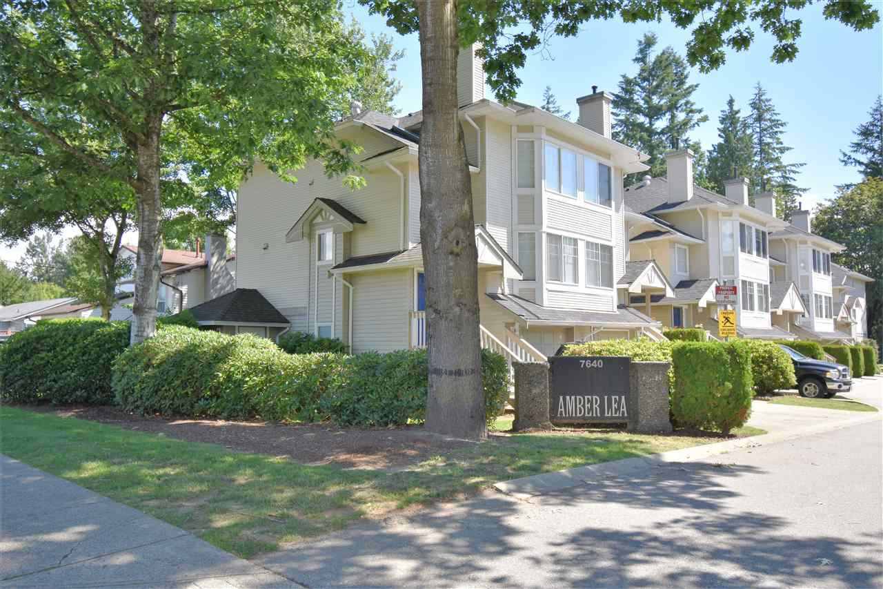 """Main Photo: 37 7640 BLOTT Street in Mission: Mission BC Townhouse for sale in """"Amberlea"""" : MLS®# R2285908"""